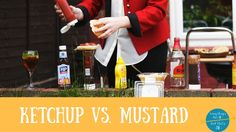 ketchup vs mustard Click to view and pin for later