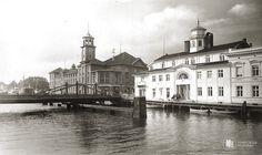 Мемель – Клайпеда. Биржа. Фото ок. 1940 года.