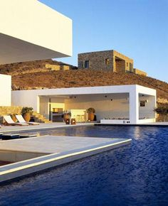 Casa de verano en Antiparos   Tala Mikdashi Arquitectos