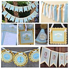 Let us add a CHARMING TOUCH to your event with our Little Prince Birthday Party Decorations. This listing includes the following CUSTOM MADE items: 1. Professionally Printed Adhesive Stickers -- Choose Quantity and Size in the drop down menu ** Please indicate the DATE of your