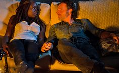 """[SPOILER ALERT: Read on only if you have already watched Sunday's """"The Next World"""" episode of The Walking Dead.] Yes, that just happened. The..."""