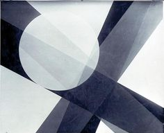 'A 17', a photogram by László Moholy-Nagy, 1923