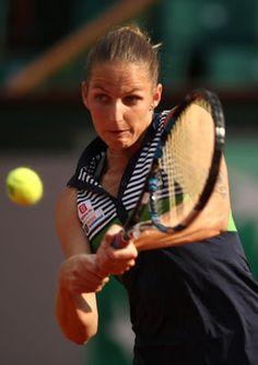 Blog Esportivo do Suíço:  De olho no número 1, Pliskova e Halep vencem em Roland Garros