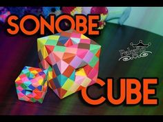 Sonobe Cube | Pekeño ♥ - YouTube