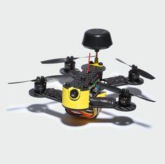 SPUTNIK SP117 FPV Micro Quad Racer Frame Kit
