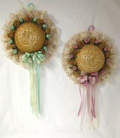 hanging hat potpourri   Decorate For Less