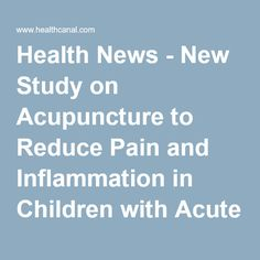 Acupuncture media studies australia