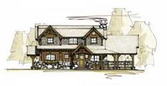 Timber Frame Homes Log Homes Pinterest House Plans Posts And