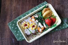 Cuisine Paradise | Singapore Food Blog - Recipes - Food Reviews - Travel: i-Love Mama Healthy Meal Contest ~ [Lunch] Lovely Garden