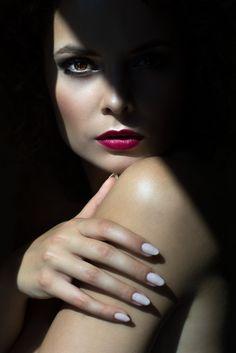 Monika :) Makeup: Edyta Rawa, Photo: Adrian Kwidzyński. www.rawaart.pl