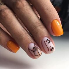 Beautiful Manicure Nails For Short Nails Design Ideas -Square & Almond Nails - - Short nails design, short acrylic nails, short square nails, short coffin nails, short almond nails - Winter Nail Designs, Short Nail Designs, Simple Nail Designs, Square Acrylic Nails, Acrylic Nail Designs, Nail Art Designs, Square Nail Designs, Winter Nails, Spring Nails