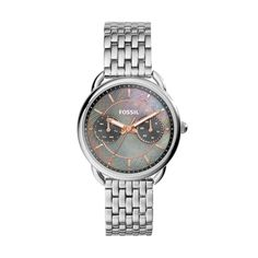 Tailor Multifunction Stainless Steel Watch - galaxy