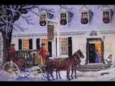 Christmas Falling Snow and Christmas Songs