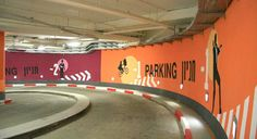 Park Signage, Directional Signage, Wayfinding Signs, Library Architecture, Amazing Architecture, Environmental Graphics, Environmental Design, Hoarding Design, Floor Graphics