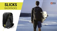 WIN: Slicks Transformational Bag (sleek carry-on travel backpack to a discrete office-friendly briefcase or a trendy shoulder bag)