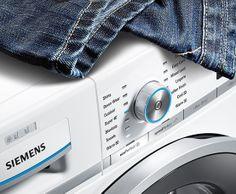 #Siemens #washing machines are particularly efficient and long-lasting. // #Waschmaschinen von Siemens sind besonders effizient und langlebig. #enjoysiemens