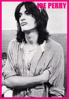 young Joe Perry <3