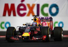 Daniel Ricciardo   Infiniti Red Bull Racing during the Formula One Grand  Prix of Mexico at 0e31c741a1
