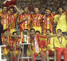 super-cup winner galatasaray (2001)