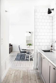 166 besten interior k che bilder auf pinterest in 2018 farbkonzept fliesen und k che und. Black Bedroom Furniture Sets. Home Design Ideas