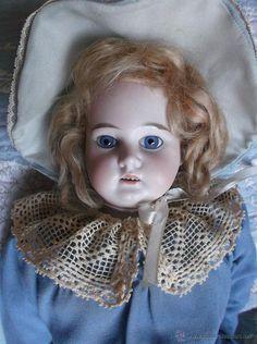 Preciosa Armand Marseille 3200 tipo Lady, 47 cm