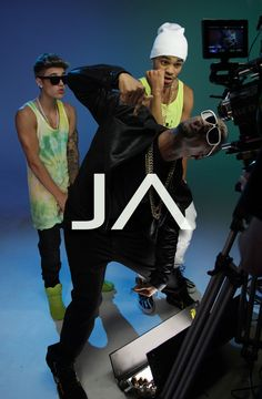 Behind the Scenes of 'Lolly' Music Video!! cant wait for this!