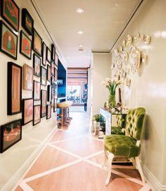 Painted Floor Designs - Painted Floor Ideas