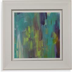 Brook's Path IV Framed Painting Print