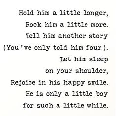 Every time I read this I tear up a little. Last weekend I left Milo overnight for the first time (he was absolutely fine) despite having a toddler free night I still didn't sleep. Tomorrow we have to leave him for 2 whole nights and I don't know how I'm going to cope. I'm not sure my parents will appreciate 4 calls an hour to check he's okay especially through the night! Any tips on how to calm yourself down at 2am when you just wanna go and check they're still there and okay? Image by…