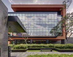 Galeria de Paisagismo no Campus Corporativo Coyoacán / DLC Arquitectos + Colonnier y Asociados - 7
