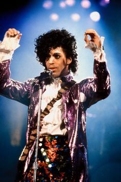 22.4.2016 RIP MUSICAN PRINCE... His Purple Reign Will Endure Forever: Prince as Fashion Icon MUSIC Live forever. SMILE