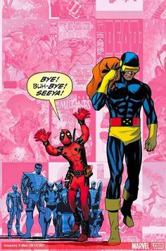 Fabulosos X-Men #27 ´por Mike McKone