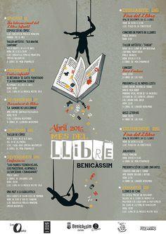 Benicàssim celebra  el Mes del Llibre del 2 al 28 de abril