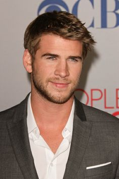 The manly way to rock the side swept hair trend...love the layers