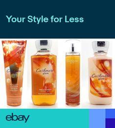 d0693bb3b9 Bath   Body Works Cashmere Glow Body Cream Body Lotion Shower Gel   Mist!  Victoria Marie Bly