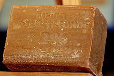 Целебная мазь для кожи из хозяйственного мыла