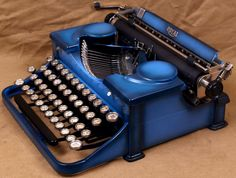I really want a vintage typewriter for my room. And to use, of course.