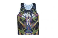 Brooklyn Nets Givenchy Birds of Paradise Jersey by LifeJustified, $45.00