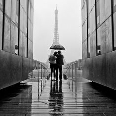 Black-and-White Photography Tips for Beginners Rainy tower by Joanna Lemanska