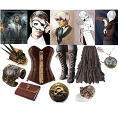 """""""44/50 Jem Carstairs (character date)"""" by dollybear510 on Polyvore"""