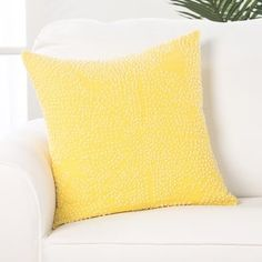Yellow Bedding, Yellow Pillows, Yellow Fabric, Bed Cushions, Throw Pillows, Yellow Throw Blanket, Bedroom Ideas, Bedroom Decor, Living Room Pillows