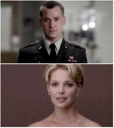 """No moment on television has ever made me cry so much. George and Izzie were my favorite pair  whether they were best friends, or """"together"""". I miss having them on the show. They were both so perfect."""
