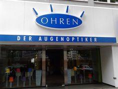 Als sich Herr Ohren dafür entschied, Optiker zu werden.   19 Dinge, die nur in Deutschland passieren konnten