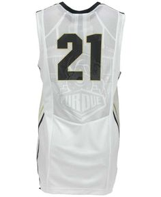 03db8ab658c Nike Men s Purdue Boilermakers Basketball Jersey Basketball Jersey