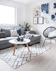 móveis com estilo escandinavo