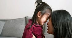 Have an anxious child? Research shows teaching kids to be able to describe their emotions is key to helping them thrive. Here's how to start. Coping With Depression, Depression Symptoms, How To Treat Anxiety, Deal With Anxiety, Female Friendship, Anxiety Treatment, Anxiety In Children, Anxiety Disorder, Bebe