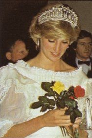 June 15 1983 The Prince and Princess of Wales attending a banquet given by Prime…
