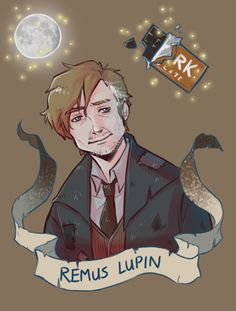 Supporting Characters for Harry Potter and the Prisoner of Azkabon -- Brenna - Artist