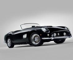 1960-63 Ferrari 250 GT California Spyder Passo Corto