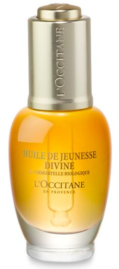 Love this face oil from L'Occitaine!